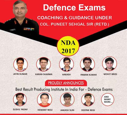 NDA coaching in Chandigarh & Delhi