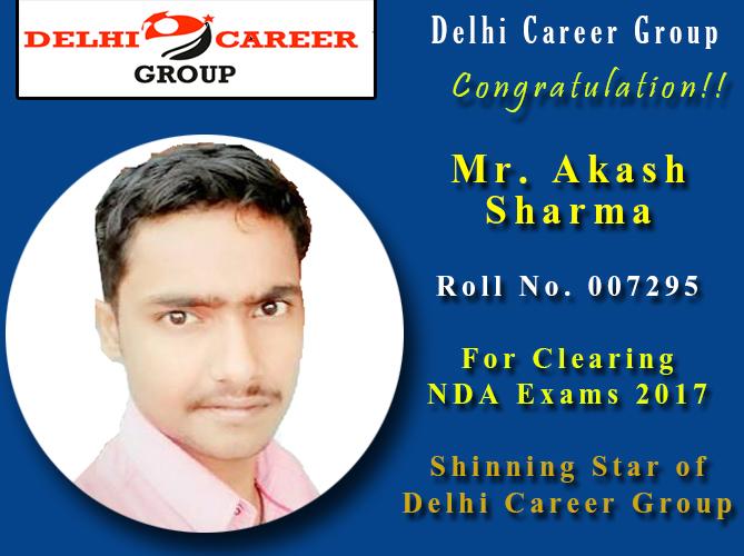 NDA Exam Coaching Delhi