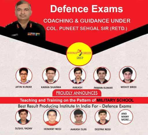 SSB Coaching in Jaipur